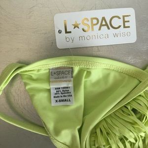 l*space Swim - L space bikini top
